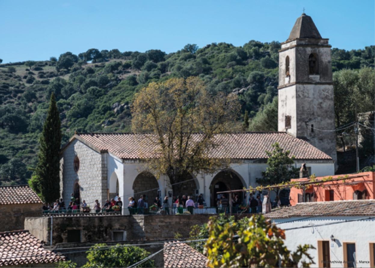 Lollove Cortes Apertas ViviLollove 14 e 15 ottobre 2017 Autunno in Barbagia La Chiesa. Lollove Cortes Apertas ViviLollove 14 e 15 Ottobre 2017 programma completo.