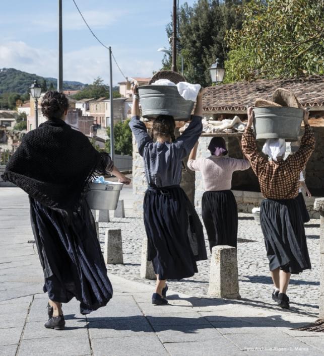 Onani Cortes Apertas 7 e 8 ottobre 2017 tradizioni e usanze dei paesi della Barbagia. Autunno in Barbagia a Onanì 7 e 8 ottobre 2017.