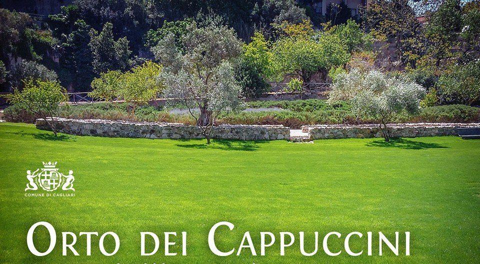 Orto di Capuccini Cagliari. Castello San Michele. Misteri e leggende per la XIV Giornata Nazionale del Trekking Urbano a Cagliari dal 28 ottobre al 1 novembre 2017.