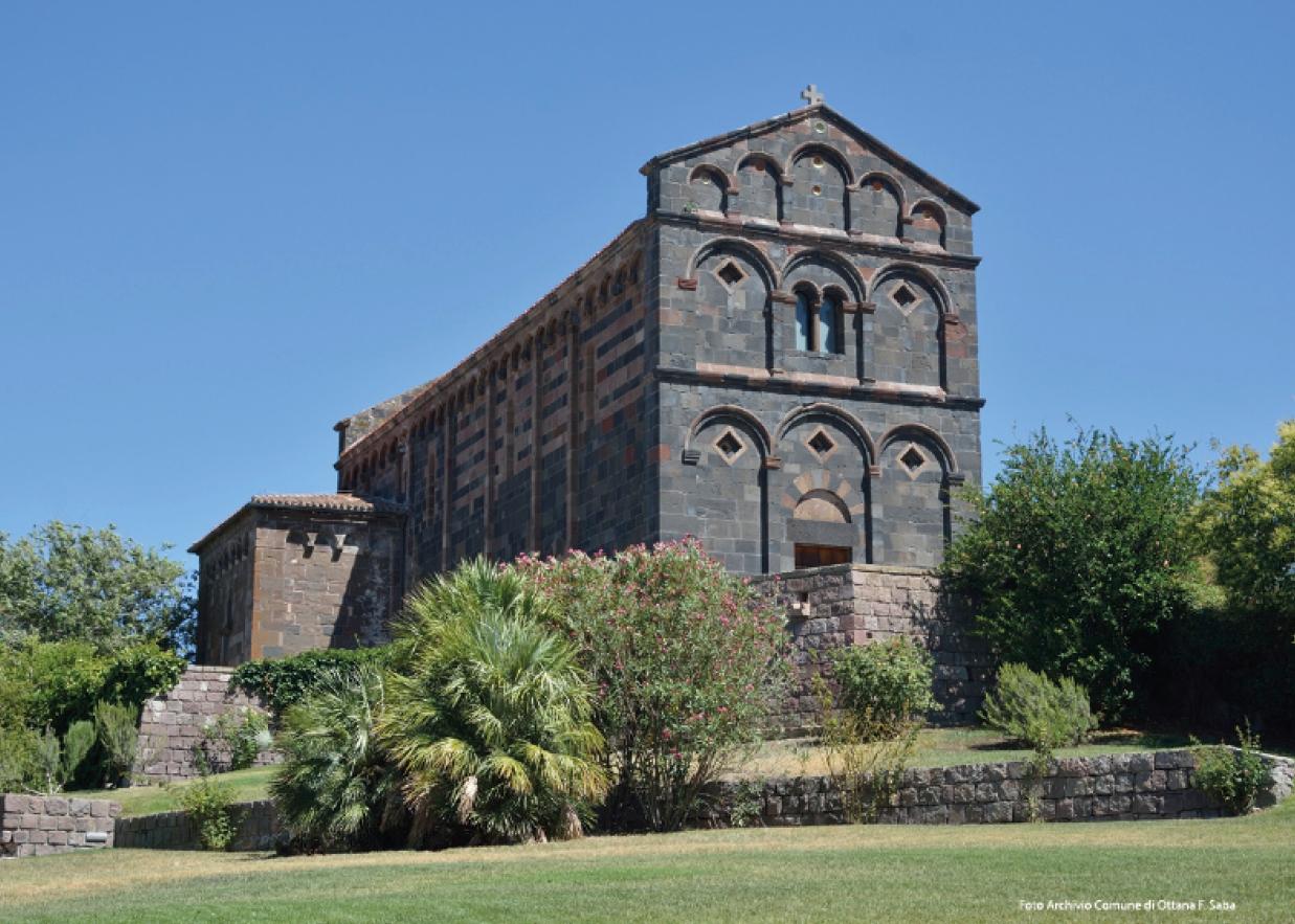Ottana Autunno in Barbagia 28 e 29 ottobre 2017 visite alla Chiesa di San Nicola patrono del paese. Ottana Cortes Apertas 28 e 29 Ottobre 2017 programma completo.