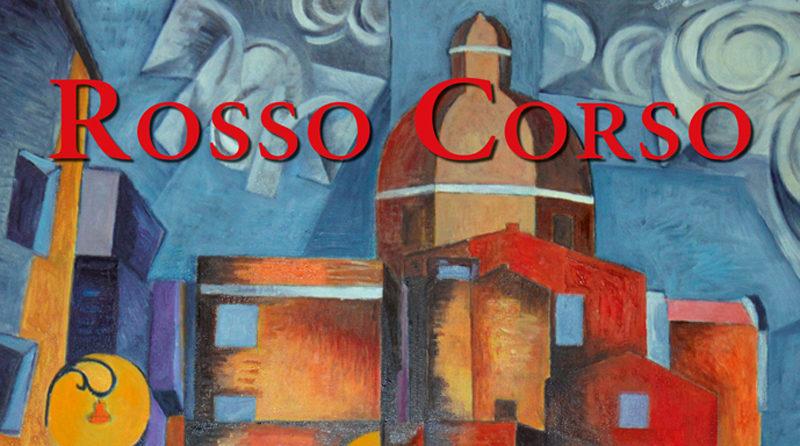 Rosso corso mostra personale di pittura di giorgio corso - Mostre d arte in piemonte ...