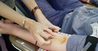 Sabato 7 ottobre 2017 Mercato di Campagna Amica Nuoro iniziativa di sensibilizzazione per la donazione del sangue