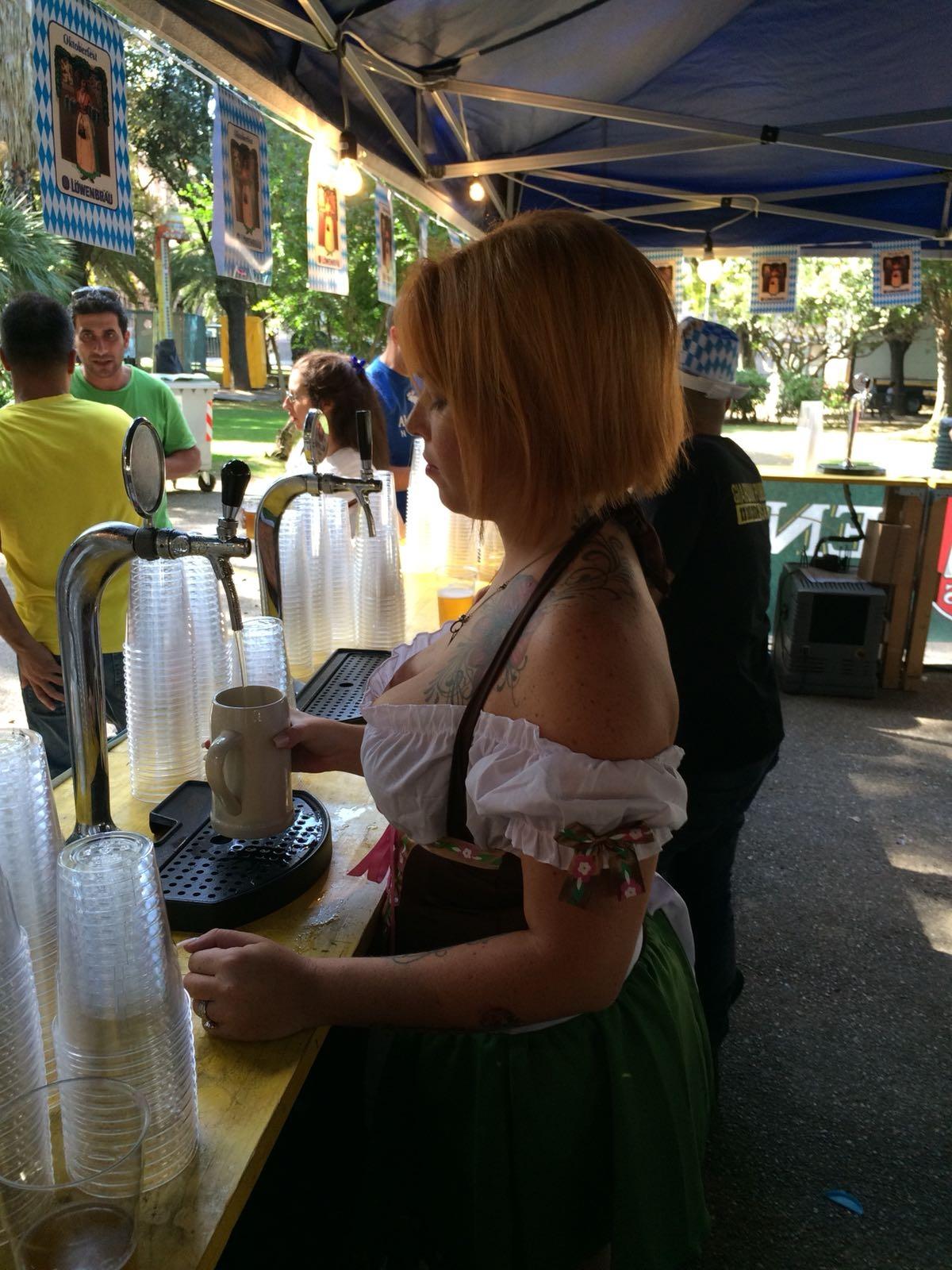 Sabato 7 ottobre 2017 a Sassari torna l'Oktoberfest presso i giardini pubblici