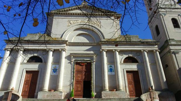 Duomo di Ozieri Immacolata Concezione