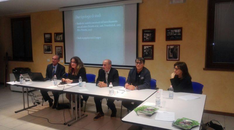 Novembre 2017 presentazione del progetto Casa Campidanese in Lombardia.