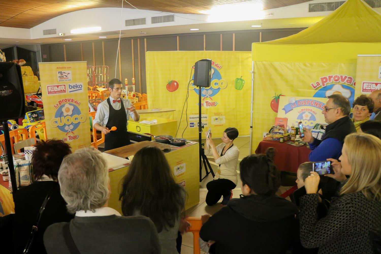 Casting Tour de La Prova del Cuoco in Sardegna 25 e 26 novembre 2017
