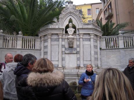 Ozieri Fontana Monumentale Grixoni