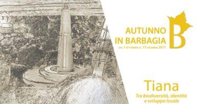 """Tiana Cortes Apertas """"Tra biodeversità, identità e sviluppo locale"""" 11 e 12 novembre 2017 programma completo."""