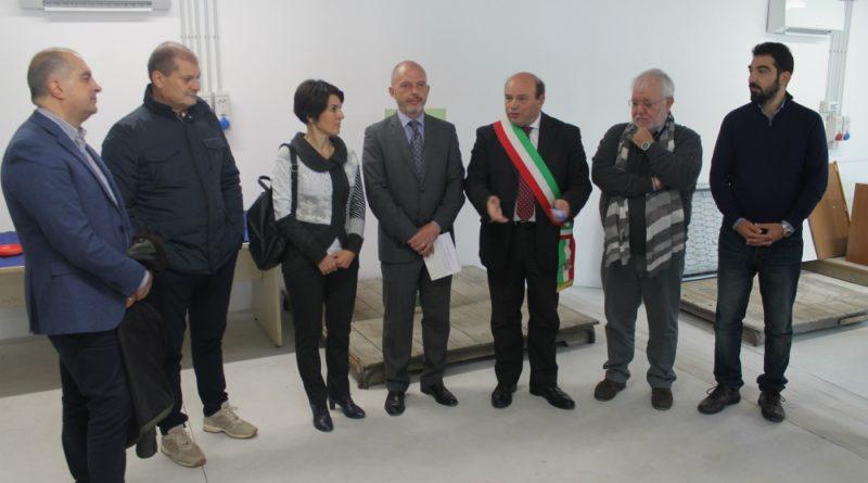 Apre a Sassari il primo centro di riuso della Sardegna 246 metri quadri al servizio dell'ambiente e della solidarietà.