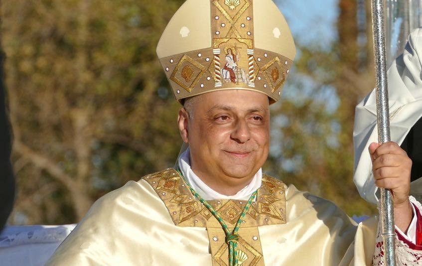monsignor saba arcivescovo sassari