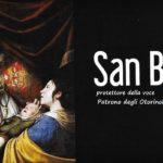 La reliquia di San Biagio in clinica Otorino