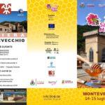 Sagra del Miele Montevecchio Guspini il 13 e il 14 luglio 2018