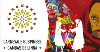 Carnevale di Guspini 2019. Carnevale di Guspini 2019. Al via il XXIX Carnevale Guspinese Cambas del Linna edizione 2019 tra carri allegorici e maschere tradizionali.