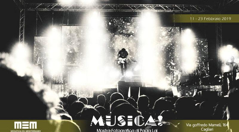 """Mostra fotografica di Paola Lai alla MEM . Visitabile fino a sabato 23 febbraio 2019 presso lo Spazio mostre al primo piano della MEM Mediateca del Mediterraneo, è visitabile la mostra fotografica di Paola Lai denominata """"Musica""""."""
