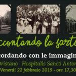 Raccontando la Sartiglia il 22 febbraio 2019 appuntamento con i vecchi filmati e un ricordo di Annadina Cozzoli