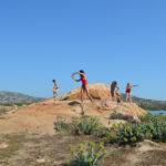 Sabato 1 giugno all'Asinara la performance itinerante Overtrekking