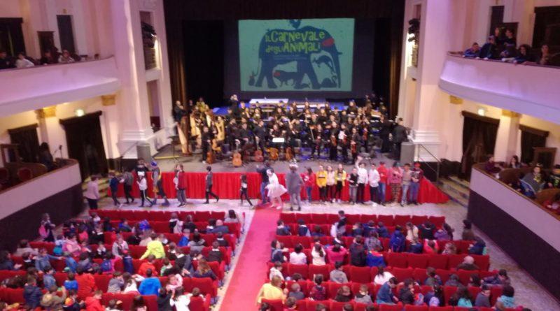 Istituto Comprensivo Pasquale Tola Sassari Eventi Culturali maggio 2019 - Quando la musica diventa azione. Quando lo studio delle lingue straniere fa la differenza.