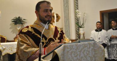 Stintino saluta il nuovo parroco. Domenica 30 settembre 2019 nella chiesa parrocchiale dell'Immacolata Concezione il benvenuto a don Daniele Contieri da parte della cittadinanza e delle autorità.