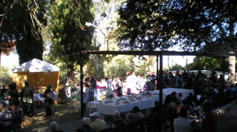 Torna a Casa Serena la Festa dell'uva martedì 1 ottobre 2019 alle ore 10 in via Pasubio a Sassari.