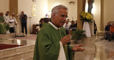 Don Franco Manunta a san Giovanni Bosco