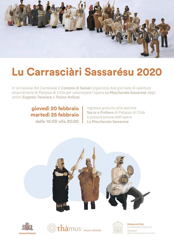 Lu Carrasciàri Sassarésu 2020