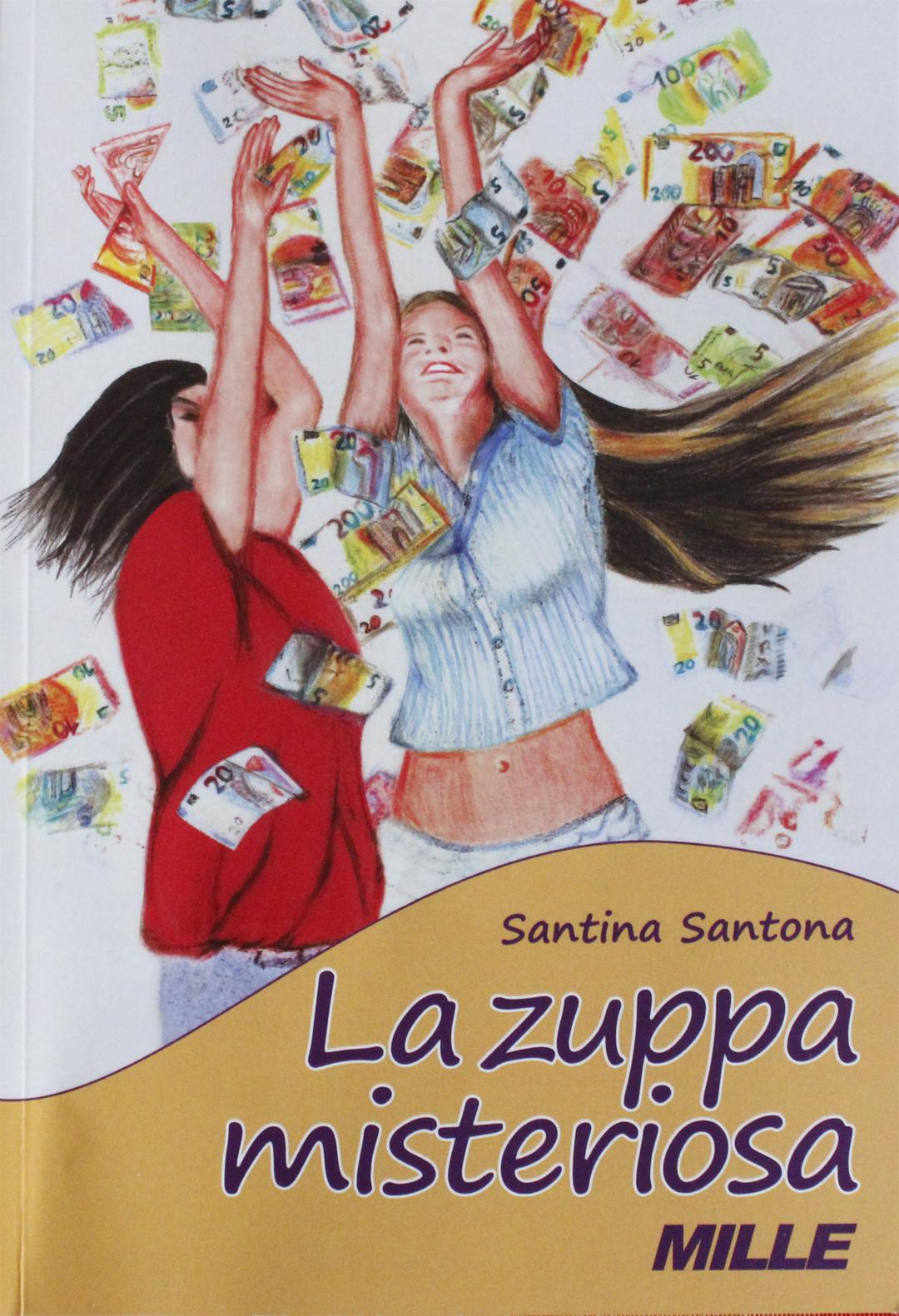 """Santina Santona una scrittrice Sarda di Torino. Ecco l'intervista alla scrittrice di origine sarda che ha presentato nelle scorse settimane il suo primo libro """"La zuppa"""" al Salone Internazionale del Libro di Torino 2019."""